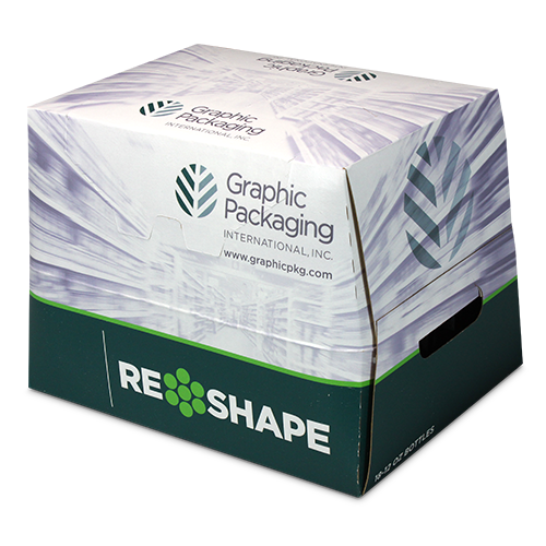 QuikFlex ReShape™ internally nested multipack