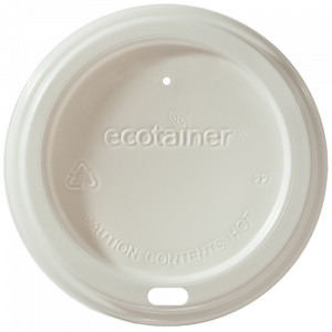 Compliance Packaging ecotainer™ lid