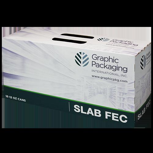 Paquete rectangular estándar ReShape de 18 unidades