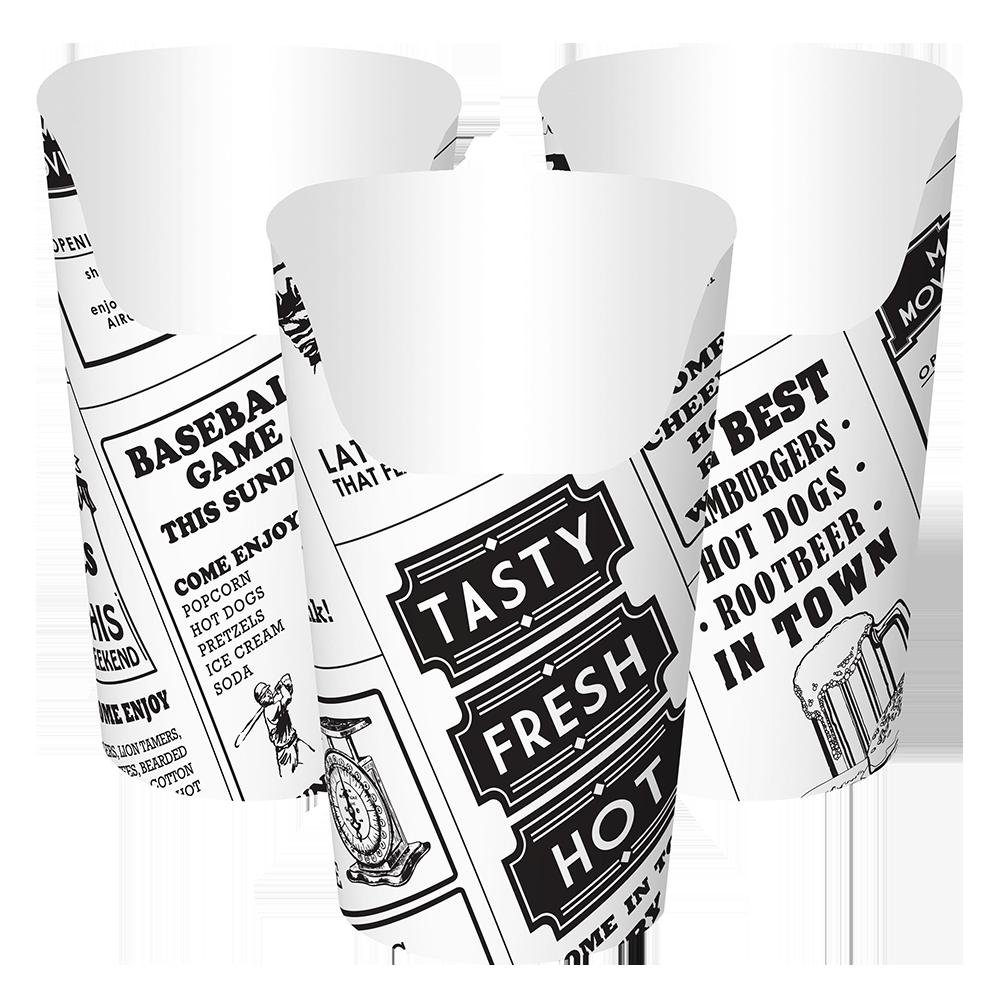 Scoop Cups