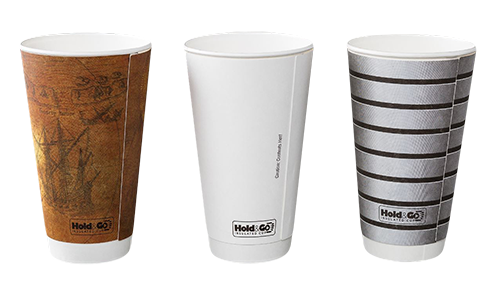 Gobelets isolants pour boissons chaudes– HoldGo et Hold&Go™
