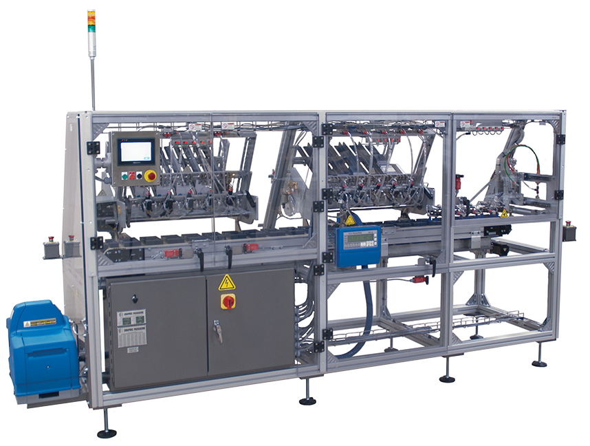 Card Carrier Assembly Machine
