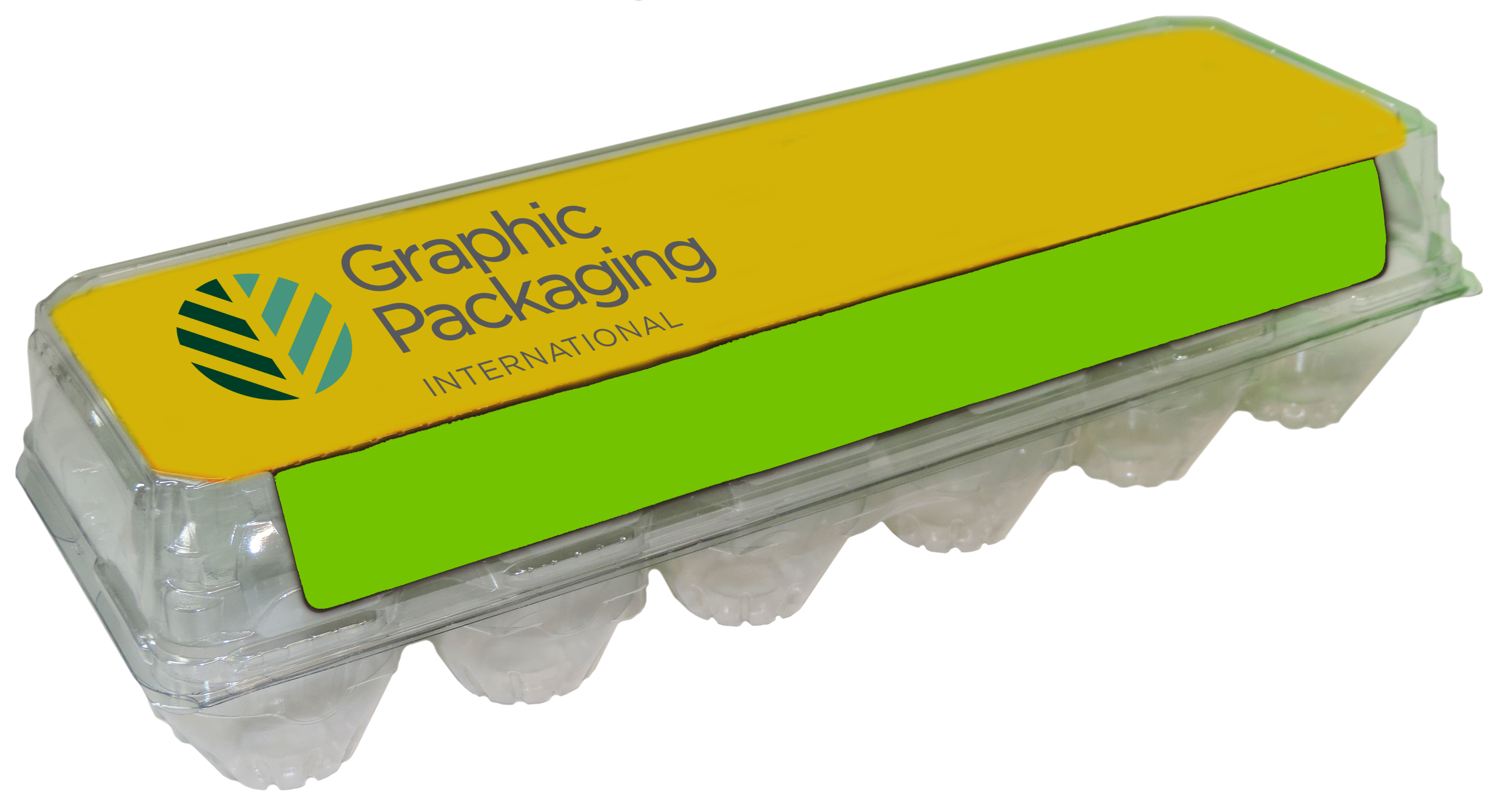 Emballage de carton d'œufs de Graphic Packaging International