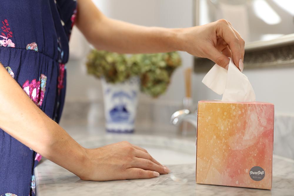 Emballage de produits ménagers