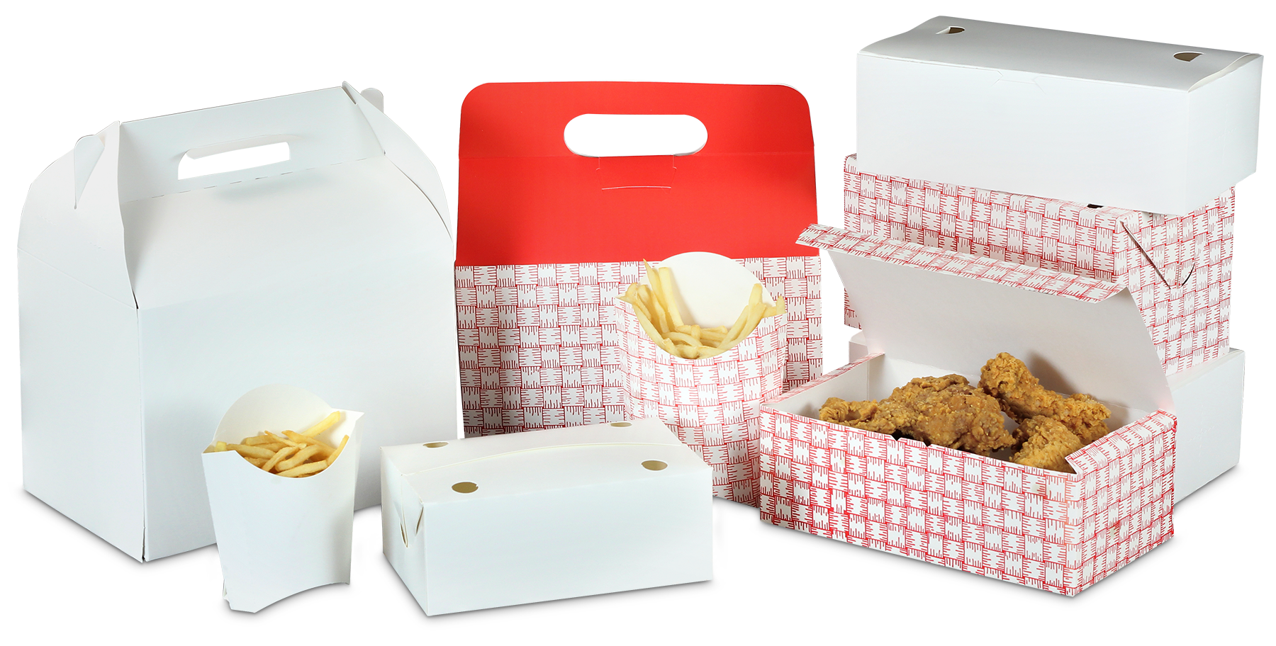 Fast Food & Deli Takeout Containers