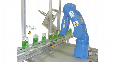 Aplicador Robótico de Etiquetas Colgantes