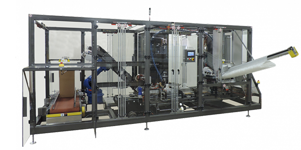 Systèmes d'équipementsrobotisés sur mesure