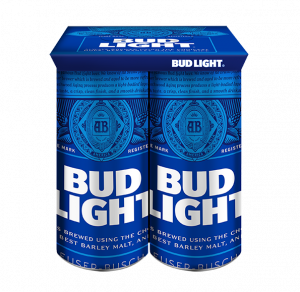 Bud Light 4 Pack KeelClip™