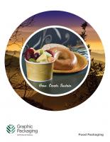 Food Packaging Brochure